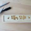 Stiftebox Holz personalisierbar, handgemacht in ÖSterreich von Die Macherei.