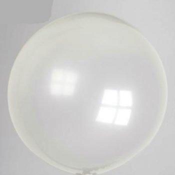 Riesen Luftballon Durchsichtig 100 cm