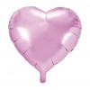 Rosa Folienballon Herz . Die Macherei