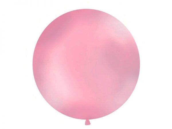 Metallic_Rosa_Ballon