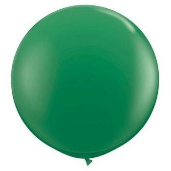 Riesen Luftballon Dunkelgrün 100cm