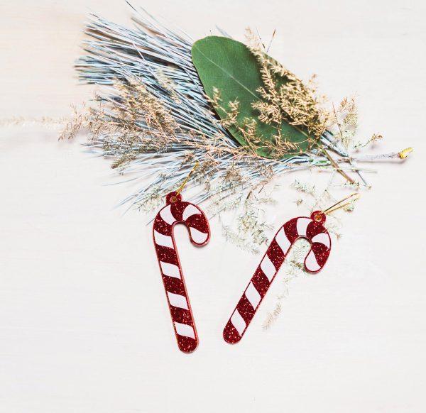 Weihnachtsohrringe_Zuckerstange