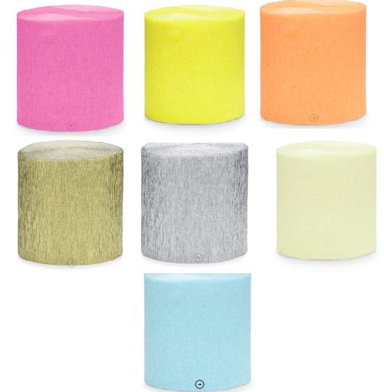 Farben Kreppband